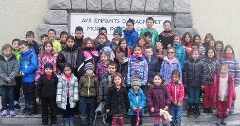 L'école d'Aragnouet a reçu ses correspondants | Vallée d'Aure - Pyrénées | Scoop.it