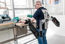 Un exosquelette européen pour l'industrie   La performance industrielle.   Scoop.it