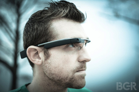 The most amazing Google Glass app the world has ever seen | Google Glass for Healthcare | Scoop.it