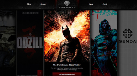 Creative Examples of HTML5 Web Designs Inspiration - Downgraf | Web-Design | Scoop.it