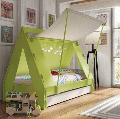 5 idées pour rendre une chambre d'enfant plus amusante | Astuces pratiques Déco | Scoop.it