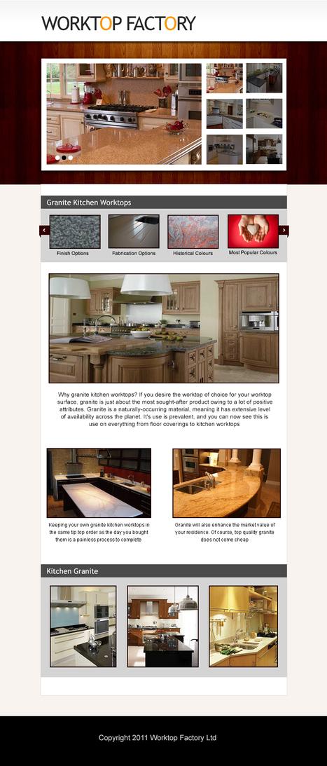 Kitchen Granite | Quartz Worktops | Scoop.it
