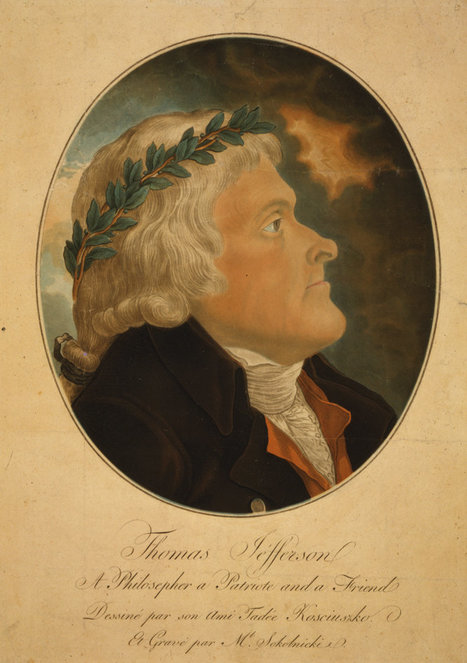 Henry Wiencek's 'Master of the Mountain' Irks Historians | Thomas Jefferson | Scoop.it