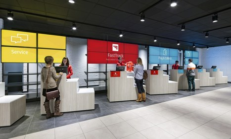 Argos unveils revamped store as part push into a brave new digital world | BUSS4 General Research | Scoop.it