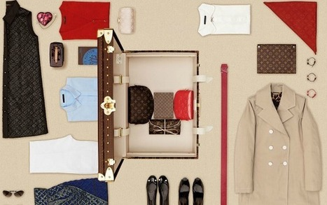 Louis Vuitton App Helps You Pack a Suitcase | Business Brainpower with the Human Touch | Scoop.it