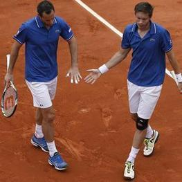 Llodra et Mahut passent tout près (Roland Garros 2013 : Finale double homme) | Tennis & ATP - Vivez la saison 2013 ! | Scoop.it