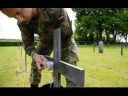 Guerre 14-18. Ces soldats allemands tombés dans l'oubli | Théo, Zoé, Léo et les autres... | Scoop.it
