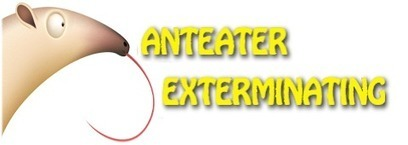 Ant Eater Exterminating | Alfred3o3 | Scoop.it