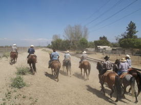 Mexican cowboys practice 'vaquero' ways in LA (Photos, Map)