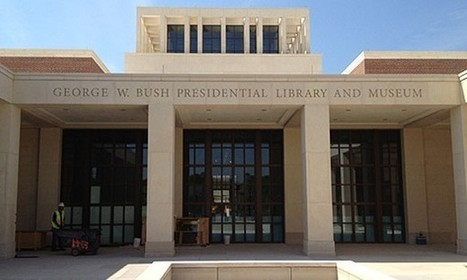 Important Historical Facts About Presidential Libraries - Independent Voter Network | Historical Revolution | Scoop.it