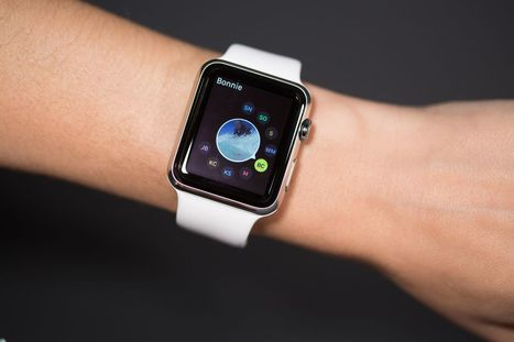 A Week on the Wrist: The Apple Watch Review | Technology | Scoop.it