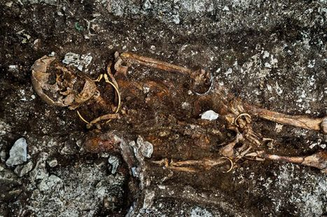 2,500-year-old Celtic tomb with richly adorned body may belong to a Prince or Princess | Histoire et archéologie des Celtes, Germains et peuples du Nord | Scoop.it