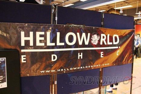 Impression 3D et innovation au HelloWorld Lille | Press review | Scoop.it
