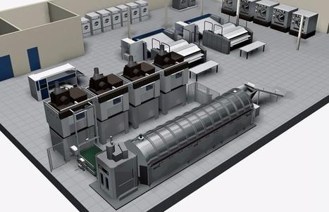 Infinityinner - mejora de los procesos en las lavanderias industriales con la tecnología RFID   Instrumentación Industrial   Scoop.it