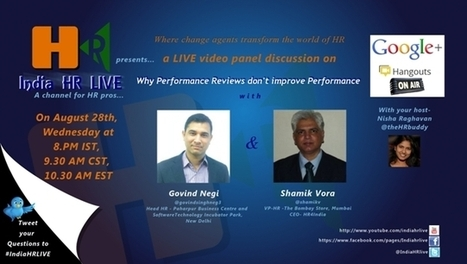 Why Performance Reviews don't increase Performance | Human Resources | Scoop.it