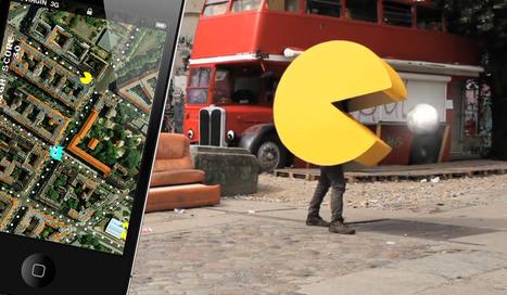 L'univers des « Location-based games » ou comment ta ville est devenue un terrain de jeu [part1] | Gamorlive, The Blog | J'aime la mobilité et la techno | Scoop.it