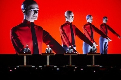 Kraftwerk take their 3D concert to North America this fall | DJing | Scoop.it