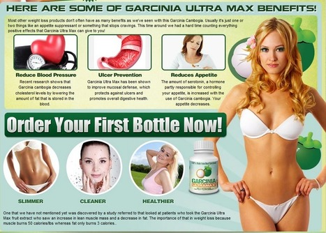 Garcinia Ultra Max - GET FREE TRIAL SUPPLIES LIMITED!!! | Garcinia Ultra Max is Natural Base Weight Losing | Scoop.it