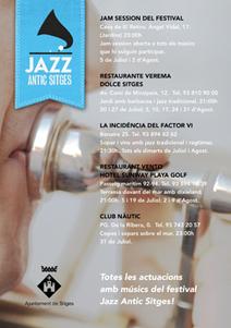 Festival Jazz Antic Sitges | Actualitat Jazz | Scoop.it