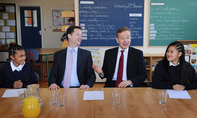 Clegg and Gove in spending review battle over free nursery education | Sue Atkins Parenting Made Easy | Scoop.it