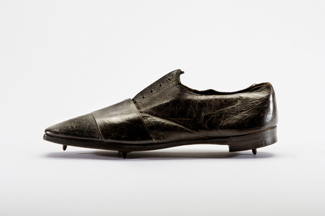 Earliest Known Running Shoes on Display at Brooklyn Exhibition | Vintage and Retro Style | Scoop.it