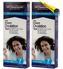 Homecheck Instant Ovulation Test Kit Combo Pack | Ovulation Test Kits - Buy @ Best Price - Free Shipping | Scoop.it