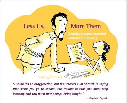 Student Agency: Moving From Talk to Action | Teaching and Professional Development | Scoop.it