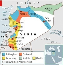 Who, how and where? | Syria | Scoop.it