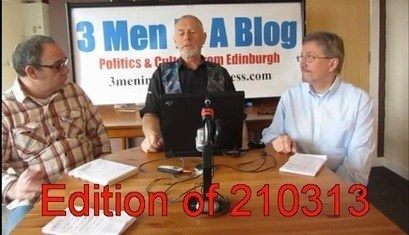 Audio | First Ministers Questions from Holyrood 210313 | YES for an Independent Scotland | Scoop.it