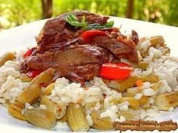Bame cu orez si carne de curcan | Food and recipes | Scoop.it
