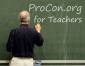 Teachers' Corner: ProCon.org for Teachers and Librarians - ProCon.org | Websites to Share with Students in English Language Arts Classrooms | Scoop.it