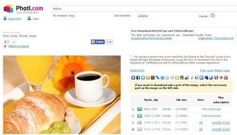Photl : plus de 500 000 photos gratuites et libres de droit - Blog du Modérateur | Boite à outils E-marketing | Scoop.it
