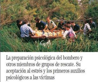LA PREPARACIÓN PSICOLÓGICA DEL BOMBERO | Higiene y Seguridad Laboral | Scoop.it