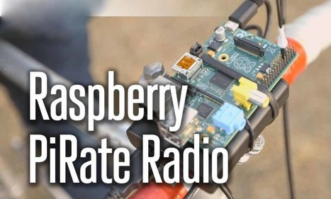 How To Start A Pirate FM Radio Station Using Your Raspberry Pi | Raspberry Pi | Scoop.it