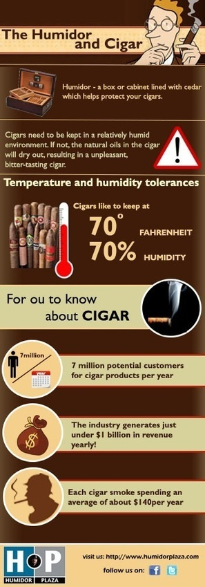 Why Need A Cigar Humidor? | Luxury Hotels | Scoop.it