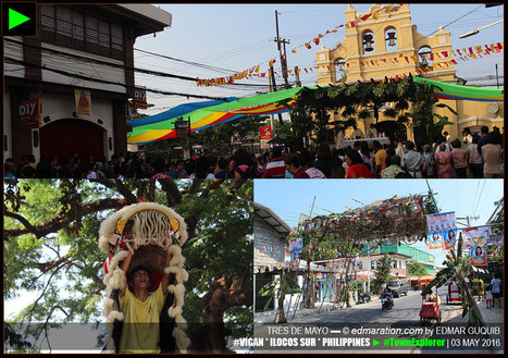 [Vigan] ► Tres de Mayo: Vigan's Iconic Day for Culture and Heritage | #TownExplorer | Exploring Philippine Towns | Scoop.it