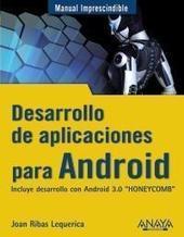 Desarrollo de aplicaciones para android ISBN: 9788441529373, Libros tecnicos. Libreria Hispano Americana | www.mipagina.org | Scoop.it