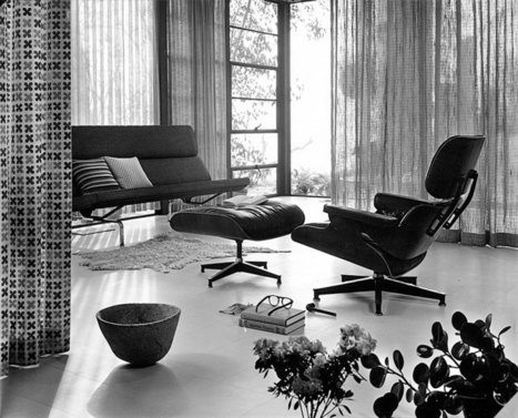 Eames House: Ray & Charles Eames Need Your Help | ADOmedia Creative Inspiration | Scoop.it