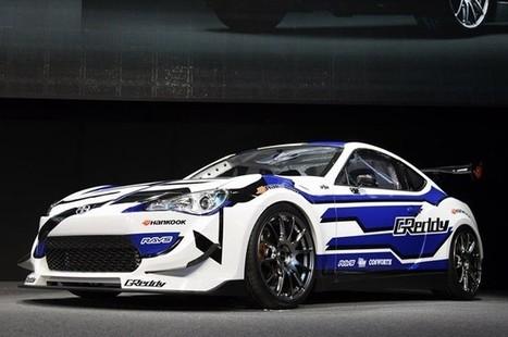 Scion FR-S drift car looks like 600-horsepower fun   The DATZ Blast   Scoop.it