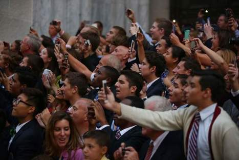 Read the Speech Pope Francis Gave to Congress | Cuppa | Scoop.it