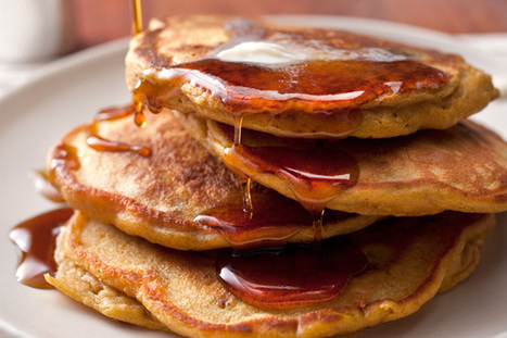Pancake Recipes - CHOW | Where Plant Rock | Scoop.it