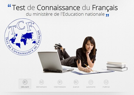 Test de Connaissance du Français (Le test, ressources, outils…) | Time to Learn | Scoop.it