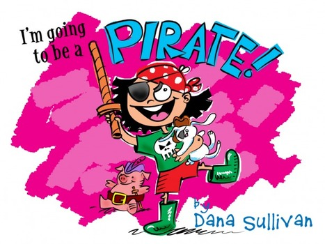 iPhone/iPad Book App Review I'm Going To Be A Pirate | Publishing Digital Book Apps for Kids | Scoop.it