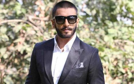 Ranveer Singh never shied away from commitment and it's really adorable | rejdeep7830 | Scoop.it