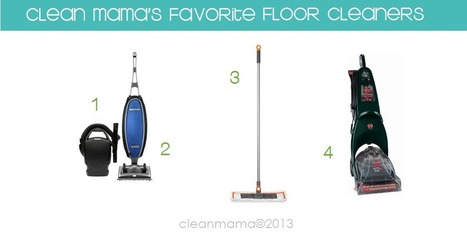 Daily Cleaning Tasks – Wednesday is Vacuum Day | Cleaning Hardwood Floors | Scoop.it