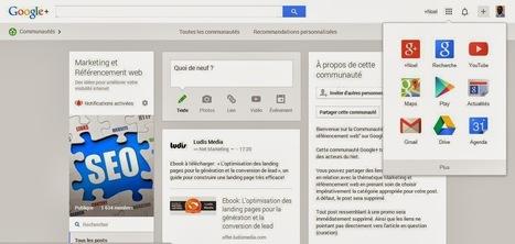 Voici comment accéder au Nouveau Google | Recrutement, Emploi 2.0 | Scoop.it