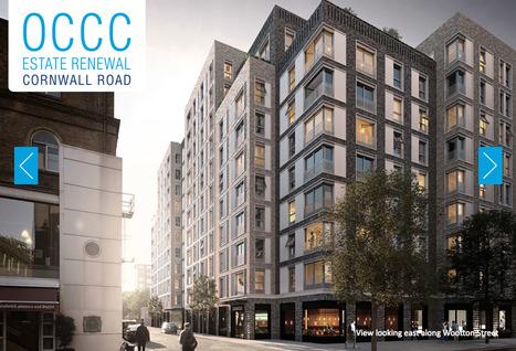 OCCC ESTATE RENEWAL CORNWALL ROAD | Digital Portfolio by Small Back Room | Scoop.it