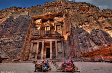Printing Petra: 3D printing project to document archaeological sites in MENA | Clic France | Scoop.it