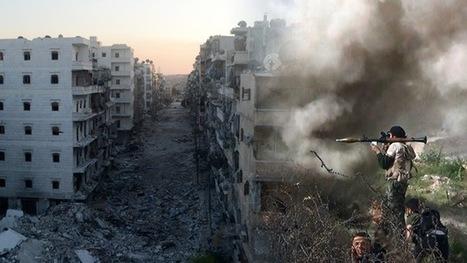 ¿Por qué las élites mundiales necesitan la guerra prefabricada de Siria? | Social Libertarianism | Scoop.it
