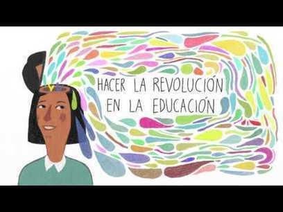 Un candil en el patio » María Acaso, o cómo revolucionar la educación | Era Digital - um olhar ciberantropológico | Scoop.it